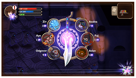 Djinn Caster for Android/iPhone