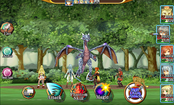 Illusion of L'Phalcia for Android