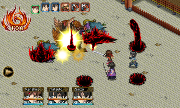 Blood of Calamity for Android